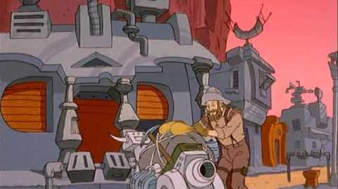 BraveStarr Ep 64) Shake Hands With Long Arm John