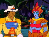 BraveStarr and the Empress