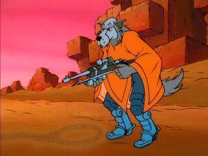 Dingo Llama's trap