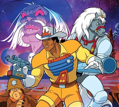 BraveStarr Welcome