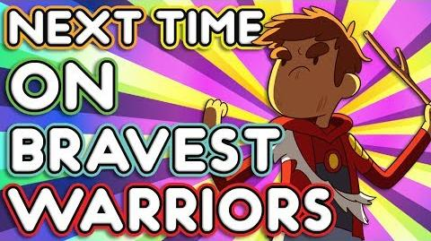 """Next Time on Bravest Warriors - """"Season of the Mitch"""" Bravest Warriors Season 2 Ep"""