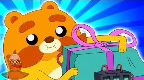 Impossibomb - Bravest Warriors (Minisode 4) on Cartoon Hangover