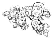 Spacesuit Rough