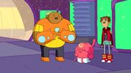 Bravest Warriors ep 1 Season 1 - Time Slime 0001