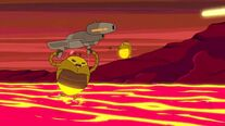 Bravest Warriors ep 6 Season 1 - Lavarinth 003 0001