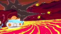 Bravest Warriors ep 6 Season 1 - Lavarinth 013 0002