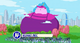 NeoMars Park