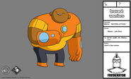 Modelsheet - Wallow With Rims