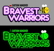 Bravest warriors final logos