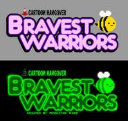 Bravest warriors final logos