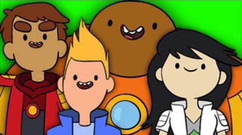 Bravest Warriors - Theme Song Trailer