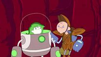Bravest Warriors ep 6 Season 1 - Lavarinth 017 0007