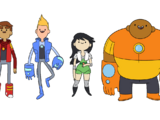 Bravest Warriors (Team)