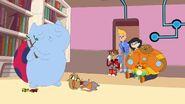 Dramabug catbug minisode - geek week premiere on cartoon hangover 003 0005