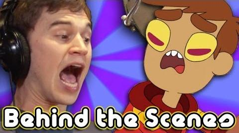 Sassy Moments Hamster Priest - Behind the Scenes of Bravest Warriors on CartoonHangover2