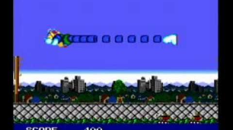 Wii Virtual Console - Bravoman Trailer