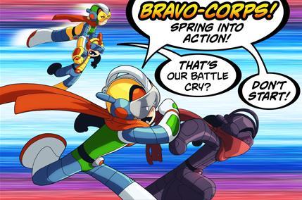 Bravo-Corps