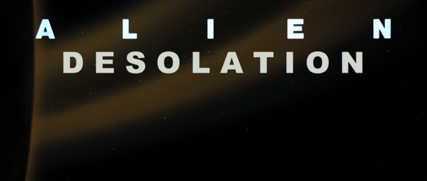 Alien Desolation Banner