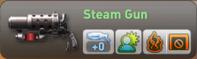 Steam gun