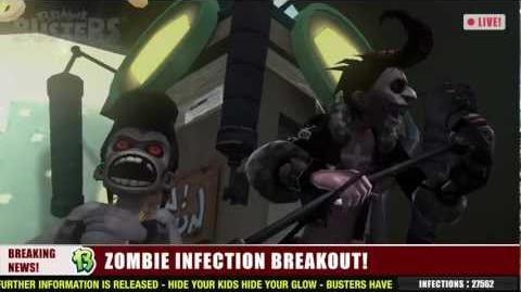 Brawl of the Dead Update Trailer-0