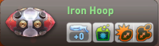 Iron hoop
