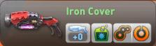 Iron cover