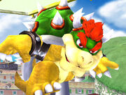 Fixed Bowser