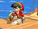 Pirate Toon Link