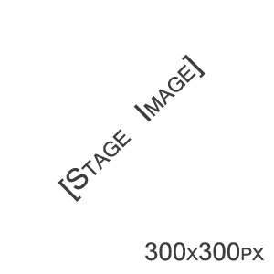 Blank stage