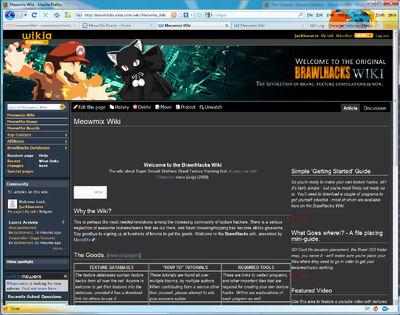 Brawlhacks wiki
