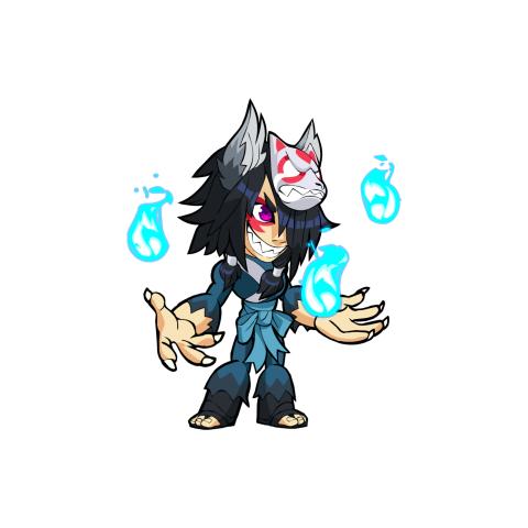 Cursed Mask Yumiko