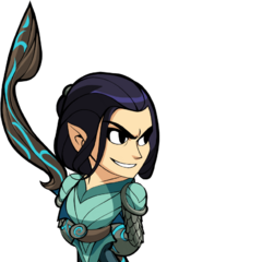Elven Ranger Diana