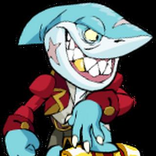 Shark Attack Thatch