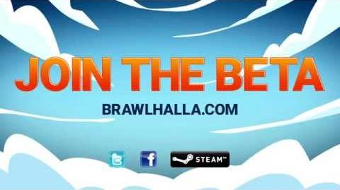Brawlhalla Closed Beta Trailer