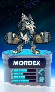 Mordex card