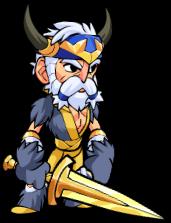 Goldforged BÖDVAR
