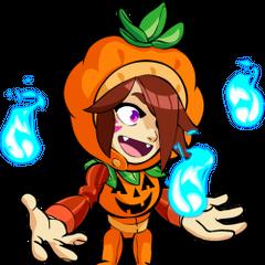 Punkin Spice Yumiko