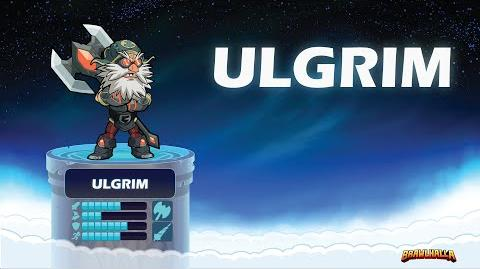 Ulgrim - Brawlhalla Legend Reveal