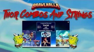 Thor | Brawlhalla Wiki | FANDOM powered by Wikia