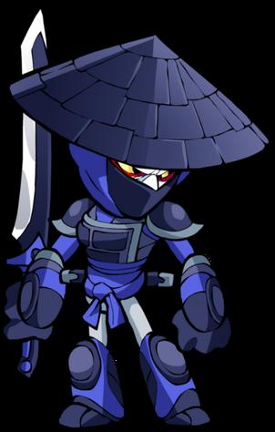 Nightblade Hattori