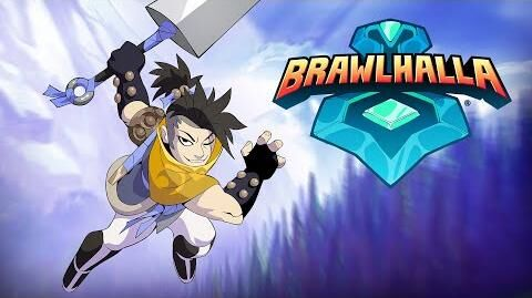 Brawlhalla Trailer - Jaeyun The Sellsword