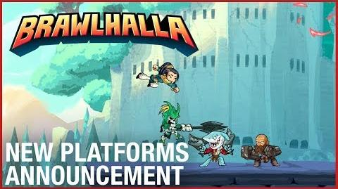 Brawlhalla Gamescom 2018 New Platforms Announcement Trailer Ubisoft NA