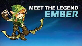 Ember - Meet The Legend - Brawlhalla Legend Walkthrough Guide