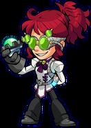 Mad Genius Scarlet