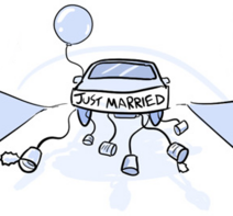 416- Just Married