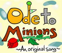 Ode to Minions Logo