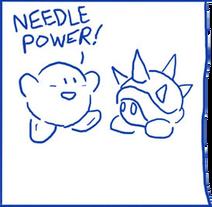 013- Needle