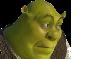Shrek 90x59 transparent