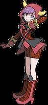 Omega Ruby Alpha Sapphire Courtney