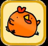 Big Orange Chicken